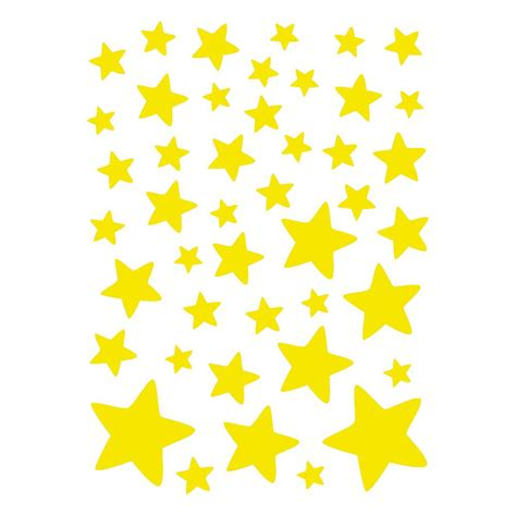 printable star yellow yellow stars cliparts co