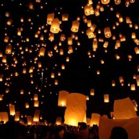 Make Flying Paper Lanterns - idea for a new quot joust quot map smite