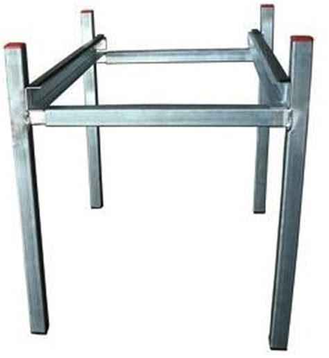 rack handler adjustable metal air handler stand ebay