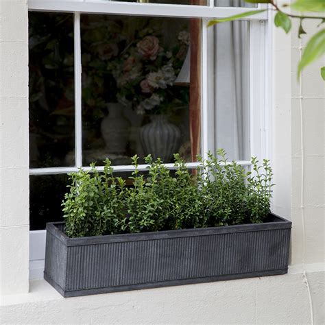 large window box buy garden trading vence window box large amara