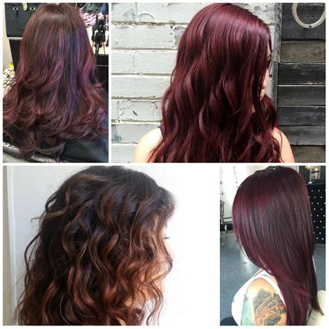 different mahogany hair color styles hair colors new haircuts to try for 2018 hairstyles for