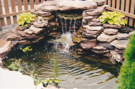 backyard waterfalls and ponds ponds watergardens and waterfalls by forever green