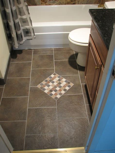 how to tile floor bathroom peenmedia
