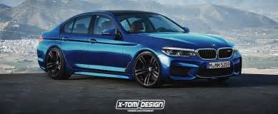 Bmw M5 Sedan 2018 Bmw M5 Sedan Is Already Here As A Rendering