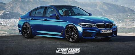 2018 BMW M5 Sedan Is Already Here  as a Rendering