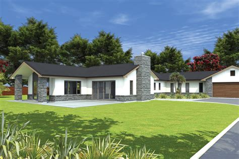 l shaped house plans with attached garage
