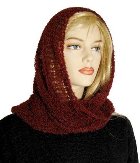 knitting pattern triangle head scarf head scarf knit crochet pattern easy crochet patterns