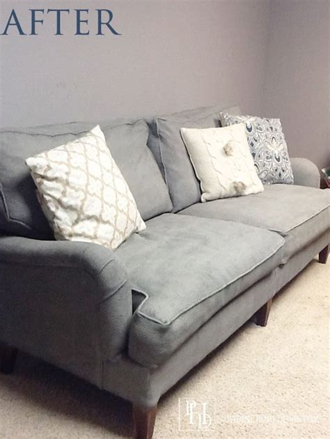 fabric paint sofa 17 best ideas about couch makeover on pinterest painted