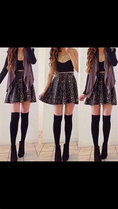 outfits with knee high socks skirt 1000 images about how to style knee socks on pinterest