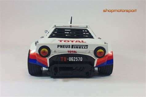 Lancia Stratos Slot Car Lancia Stratos Team Slot 11513