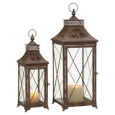 That Warm Weather Set Candles Out Later by Best 25 Large Candle Lanterns Ideas On