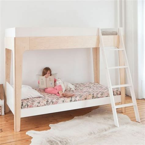 White Bunk Beds Australia Oeuf Perch Bunk Bed Arrives In Australia