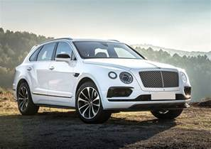 Bentley Suv Car Reviews New Car Pictures For 2017 2018 Bentley