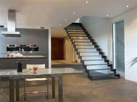 stahltreppe innen treppe stahltreppe wangentreppe geradl 228 ufig treppen