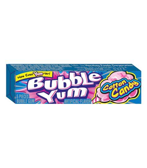 Yum Yum Gum by Yum Cotton Bubblegum 5 1 4oz 39 6g
