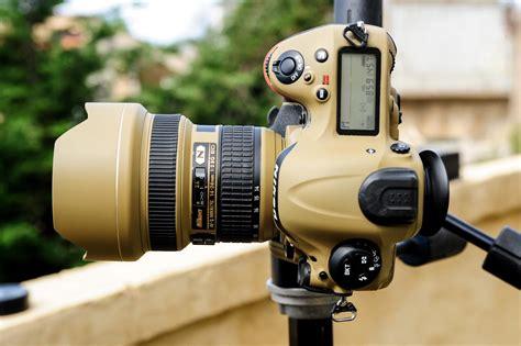 Nikon Equipment by Grade Quot Desert Mirage Lizard Quot Painted Nikon Gear Nikon Rumors