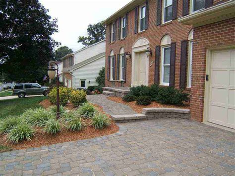 home driveway design ideas driveway landscaping ideas home jbeedesigns outdoor
