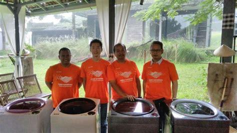 Mesin Cuci Sharp Megamouth teknologi terbaru sharp megamouth mesin cuci