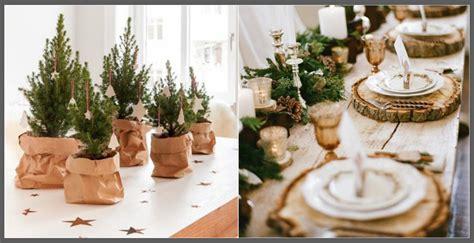 decorazioni per la tavola di natale come apparecchiare la tavola di natale