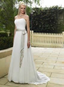 simple wedding gown of dress clothes fashion simple wedding dress