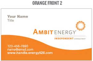 ambit business cards mpower team ambit energy business cards