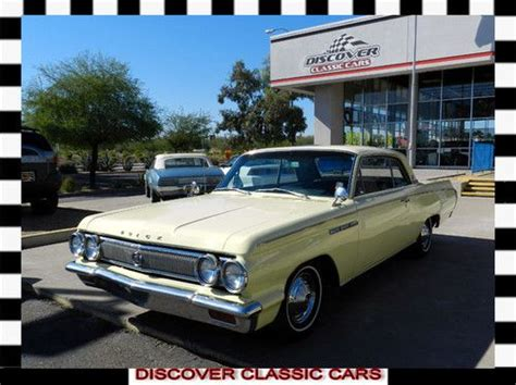 sell new 1963 buick skylark 2d coupe vintage simplicity