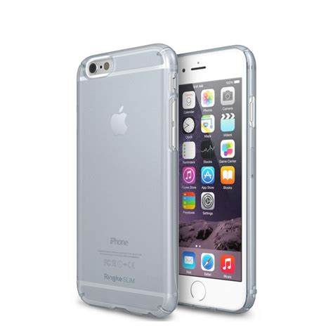 Ringke Slim Iphone 7 Grey ringke slim ultra thin for iphone 6s 6 gray