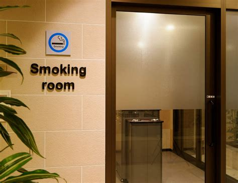 How To Smoke In A Hotel Room by Services Facilities Area Tokyo Hotel Shiba
