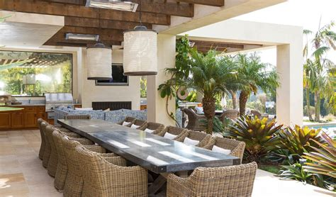 Fireplace And Bbq Center by Extraordinary Home Of The Week Malibu Oasis