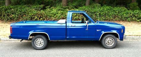 1983 Ford Ranger Diesel by 1983 Ford Ranger Diesel
