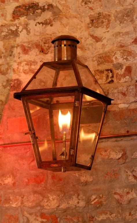 new orleans gas lights bevolo french quarter new orleans pinterest