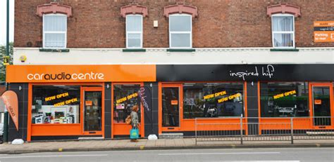 car audio centre nottingham car audio shop  nottingham  guide  car audio shop