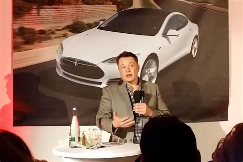 elon musk phone elon musk a tesla for the masses is on its way digital