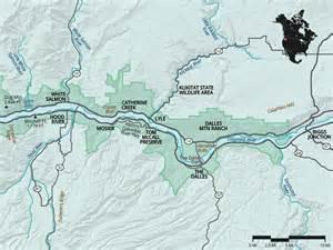 columbia river oregon map columbia river gorge national scenic area oregon