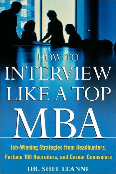 Best Mba In Strategy by How To Like A Top Mba Winning Strategies