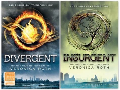divergent series 1 books and cooks