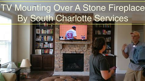 How To Check Fireplace by South Tv Mounting Service A