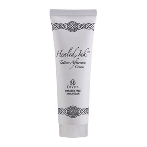 tattoo cream healing devita professional skin care healed ink tattoo aftercare