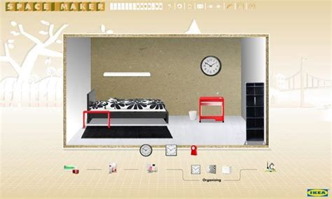interactive room planner ikea space maker interactive dorm room planner