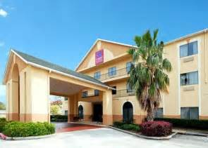 comfort suites bush intercontinental airport parking iah