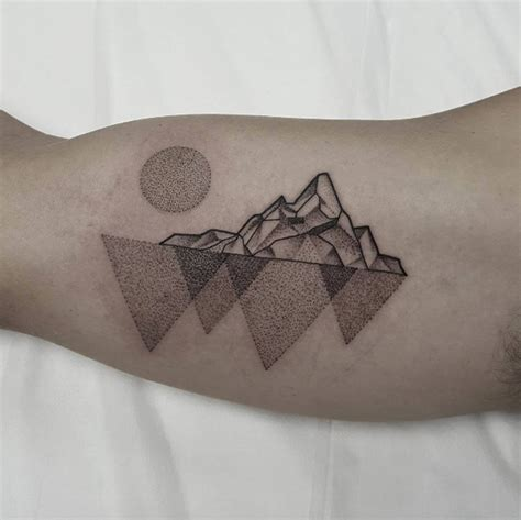 the ultimate guide to mountain tattoos 70 photos