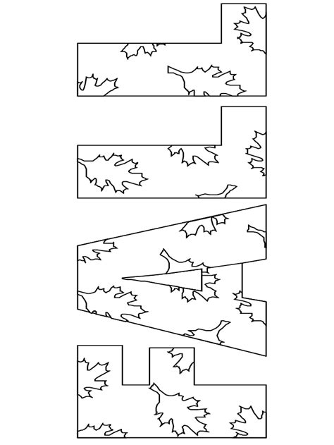 fall coloring pages coloring pages to print