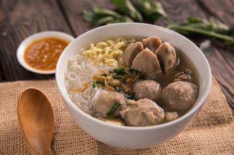 resep mie bakso hidangan tepat pembuka musim hujan