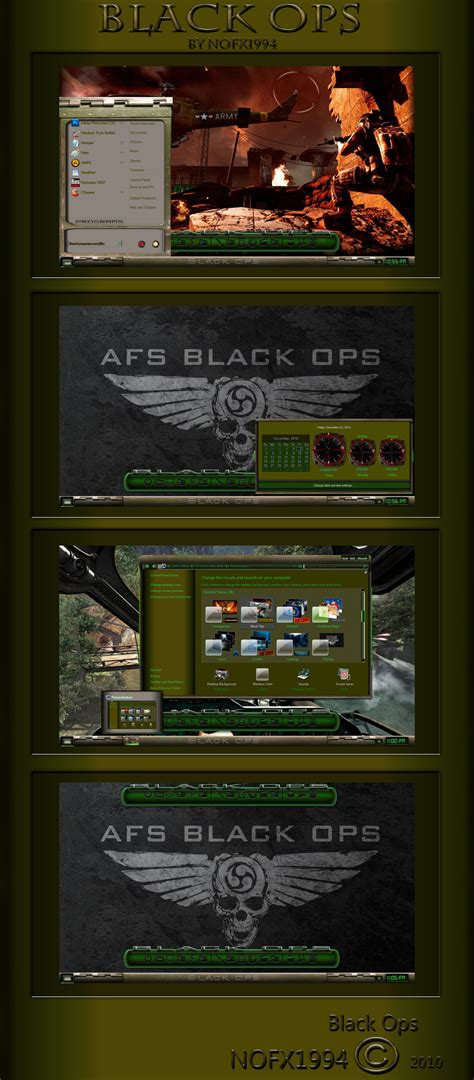 Themes Black Ops 1 | black ops theme by nofx1994 on deviantart