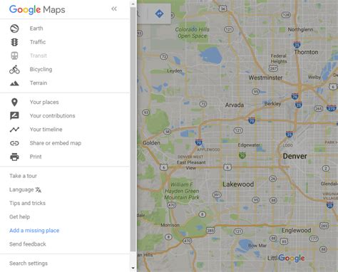 The Missing Place register your business to maps in 5 minutes