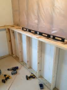 finished basement walls basement finishing half block wall in plymouth mn