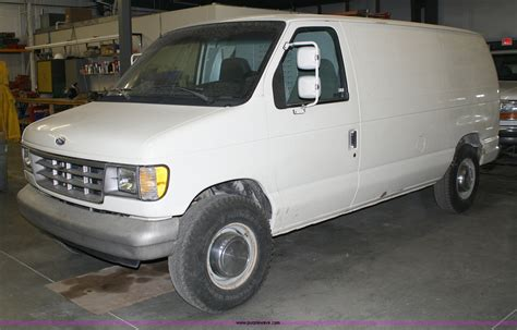 1993 ford econoline e150 cargo pricing ratings reviews kelley blue book 1993 ford econoline e250 cargo van item 4820 sold march