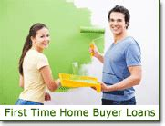 time home buyer loan programs for bad no credit