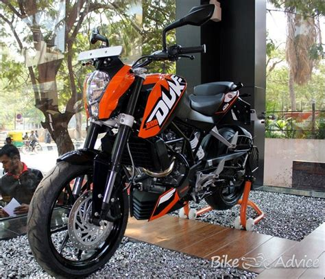 Ktm Indiranagar Ktm 200 Duke Launched In Bangalore