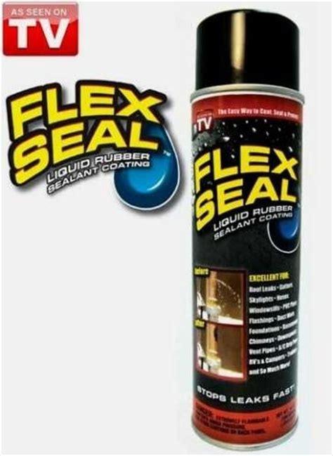 Plumbing Stop Leak Spray by Flex Seal Brite Clear Leak Stopper Sealer Liquid Rubber
